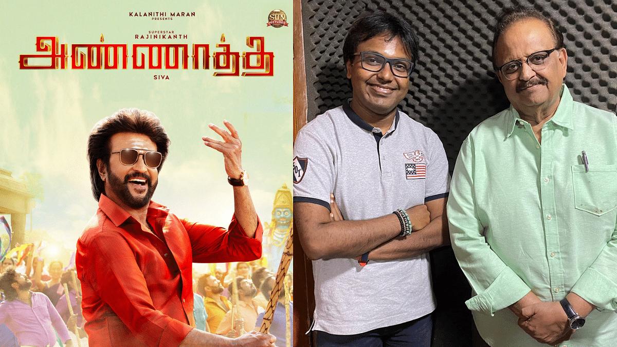 SP Balasubrahmanyam's Final Song for Rajinikanth-Starrer Annaatthe Released