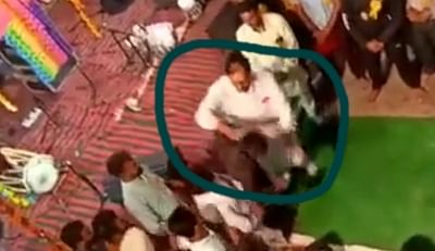 Congress MLA in Punjab Assaults Man For Questioning His Performance