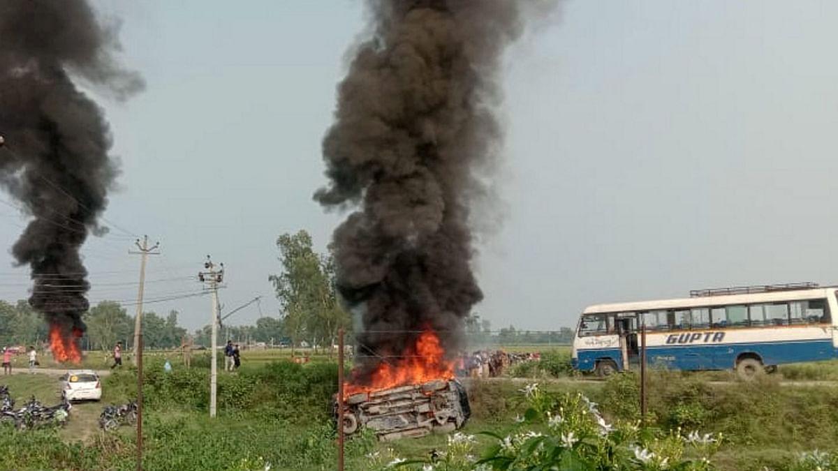 Lakhimpur Kheri | 'Nobody Takes Responsibility of Unfortunate Incidents': SC