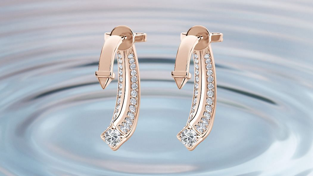 """<div class=""""paragraphs""""><p>Earrings from the Avaanti Collection</p></div>"""