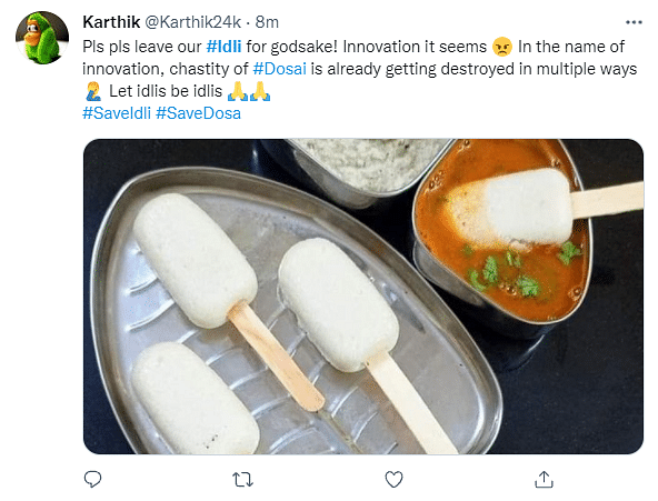 Idli Popsicles: Bengaluru's New Food Innovation Gets Mixed Reactions on Twitter