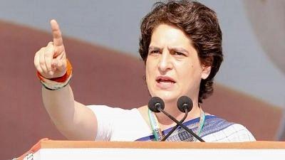 Narendra Modi Visited Lucknow but Not Lakhimpur: Priyanka at UP Kisan Nyay Rally