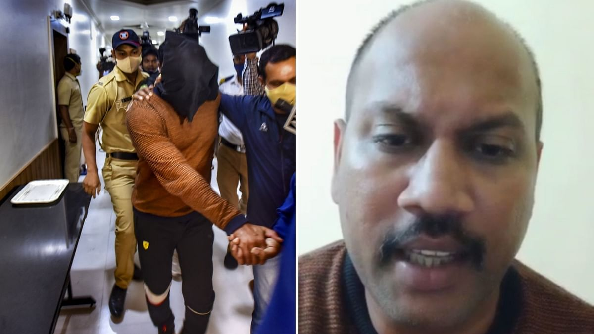'Prabhakar Sail Is Lying': Gosavi in Video Clip Released Before Being Detained