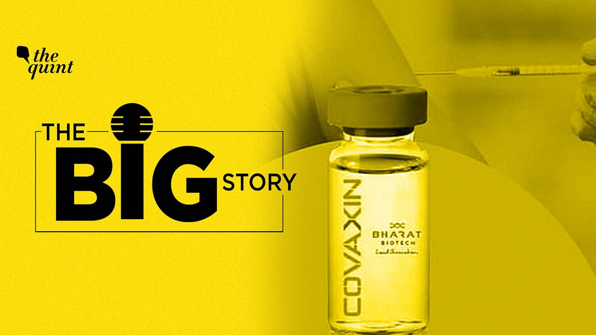 """<div class=""""paragraphs""""><p>The Big Story Podcast on Bharat Biotech's Covaxin Approval for Vaccinating Children. Image used for representation only.</p></div>"""