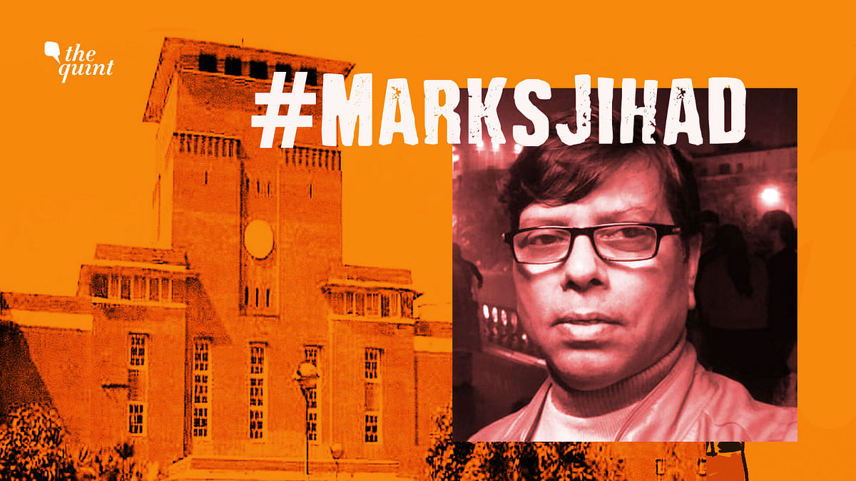 DU Professor's 'Marks Jihad' Remark Against Kerala Students Leads to Protests
