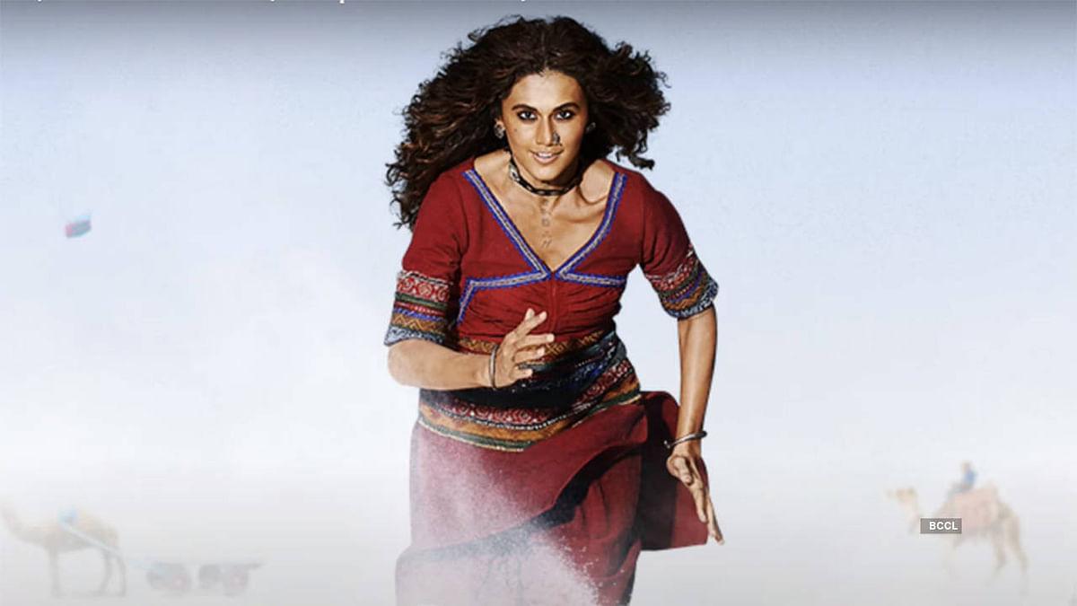 """<div class=""""paragraphs""""><p><em>Rashmi Rocket</em> premieres on Zee5 on 15 October.</p></div>"""