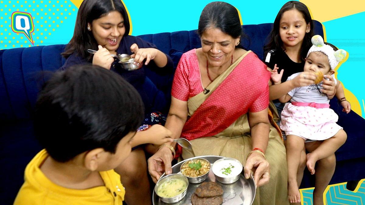 Cooking Falhari Thali With Dadi Maa for Navratri Fast