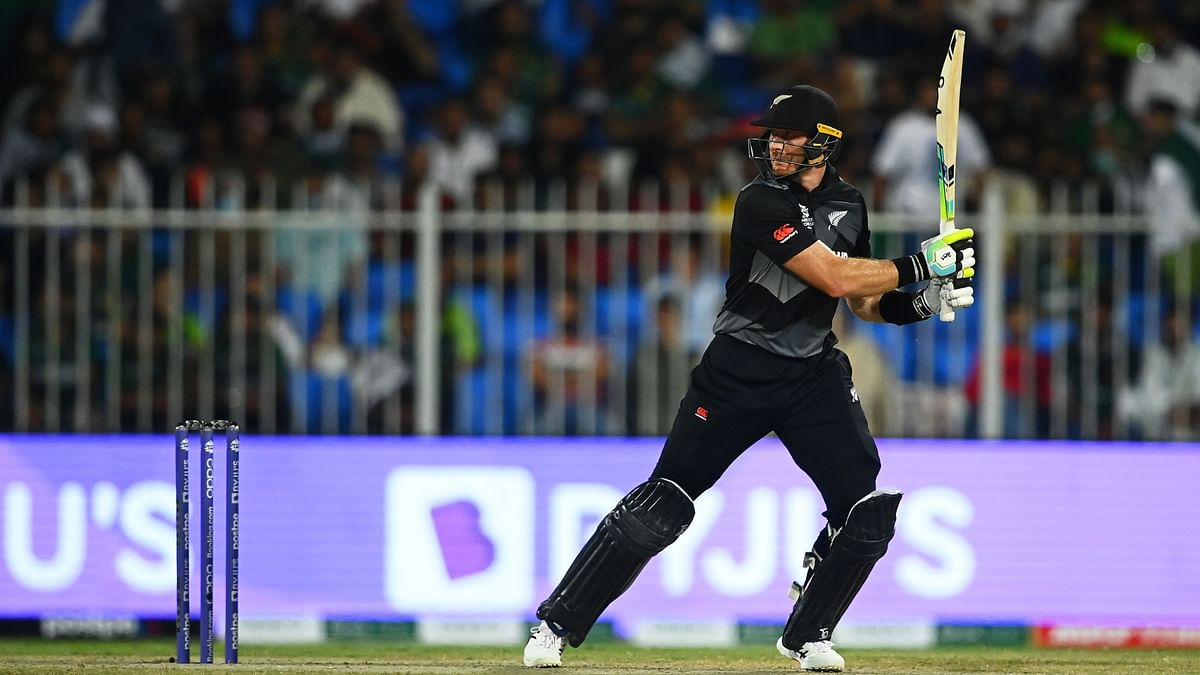 """<div class=""""paragraphs""""><p>Martin Guptill picked up an injury in the game against Pakistan.&nbsp;</p></div>"""