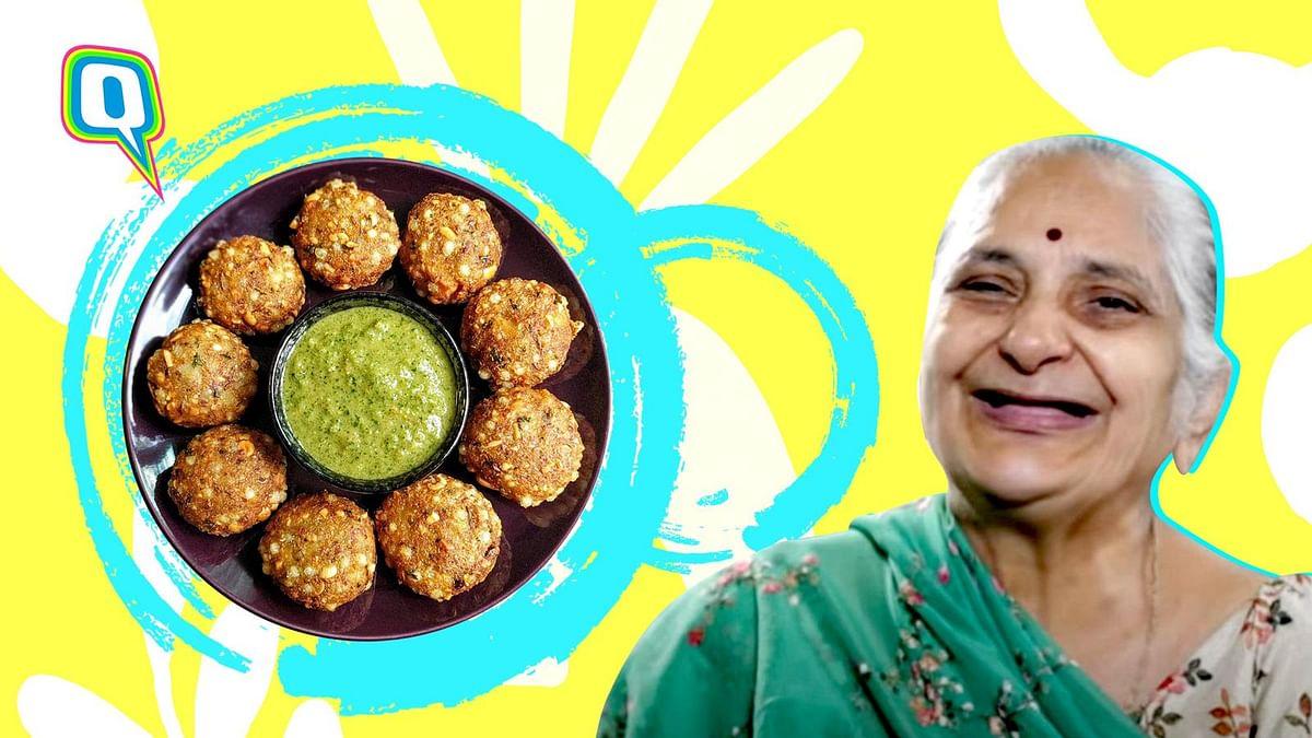 Favorite Navrati Food: Sabudana Vada and Peanut Chutney