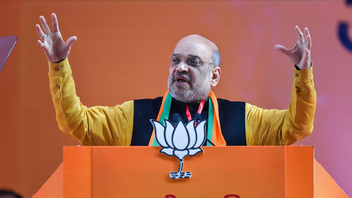Amit Shah, Senior BJP Leaders Hold Key Meet to Discuss Upcoming State Elections