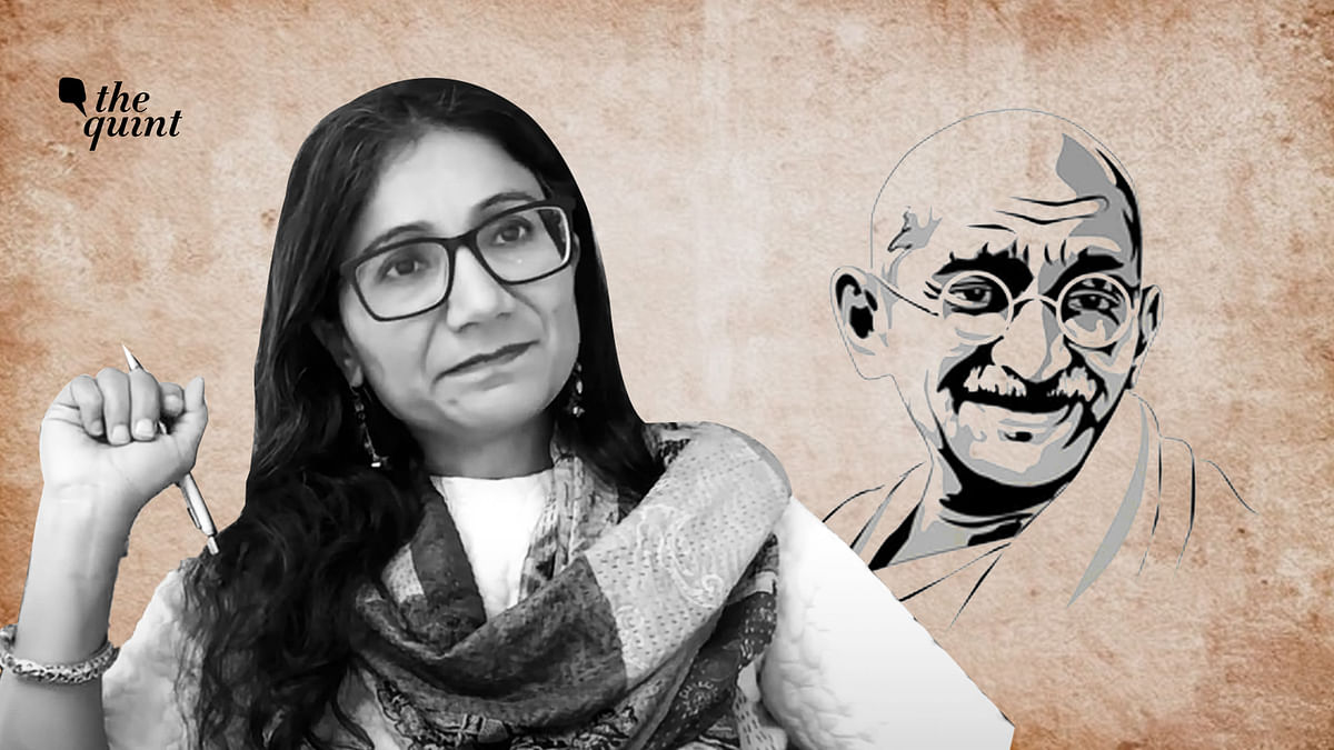 Ahimsa – An Indian American's Poetic Tribute to Gandhi's Non-Violent Nationalism