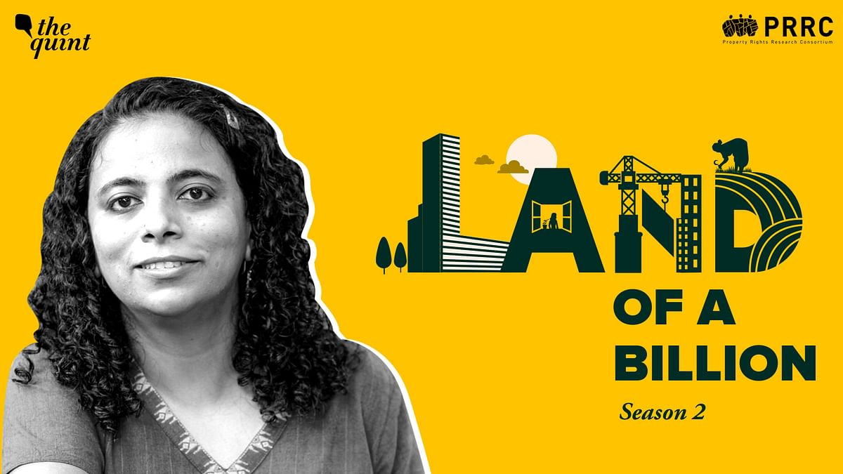 """<div class=""""paragraphs""""><p>In this episode, we speak with Leah Varghese, a researcher who has been studying land-related disputes for a long time.</p></div>"""