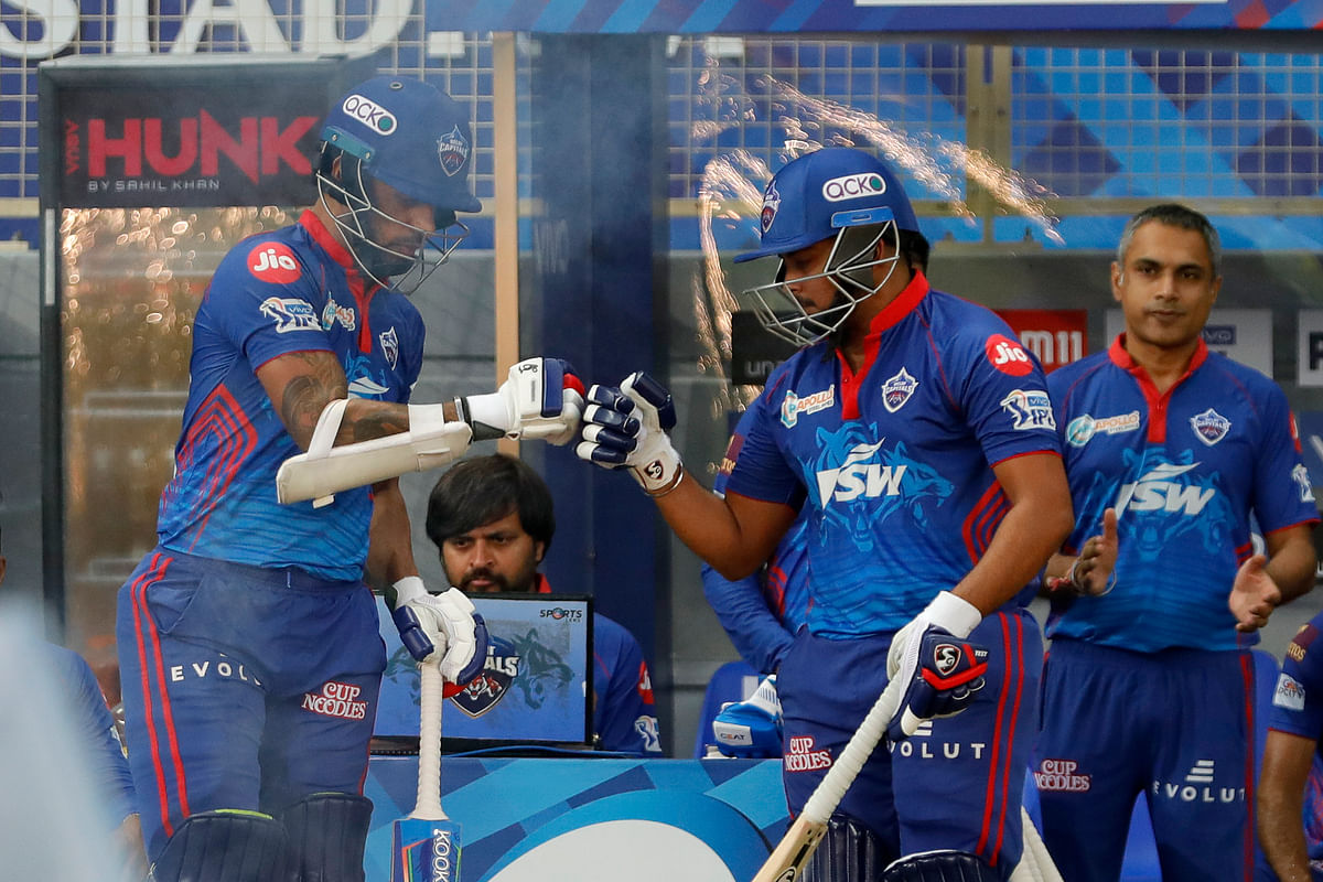 IPL 2021 Qualifier 1: Shaw & Pant's Half Centuries Help Delhi Post 172/5 vs CSK