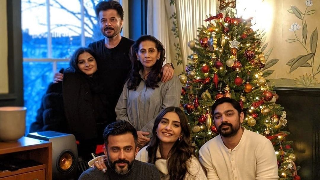 Sonam Kapoor's B'Day Post for the 'Voice of Reason' Brother-In-Law Karan Boolani