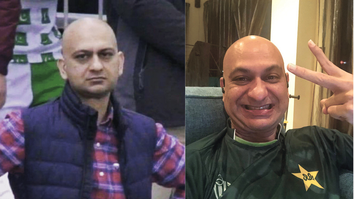 """<div class=""""paragraphs""""><p>Disappointed Pakistani man from famous meme finally smiles after country's win against India.</p></div>"""