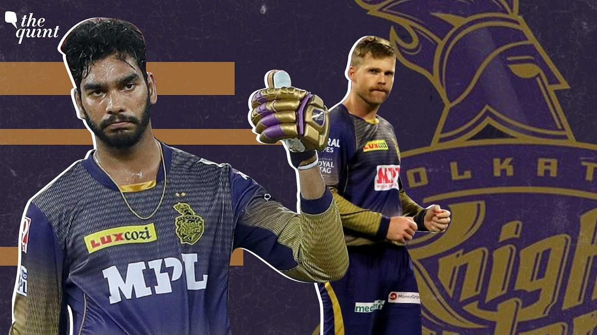 """<div class=""""paragraphs""""><p>KKR have all but qualified for the IPL 2021 playoffs.</p></div>"""