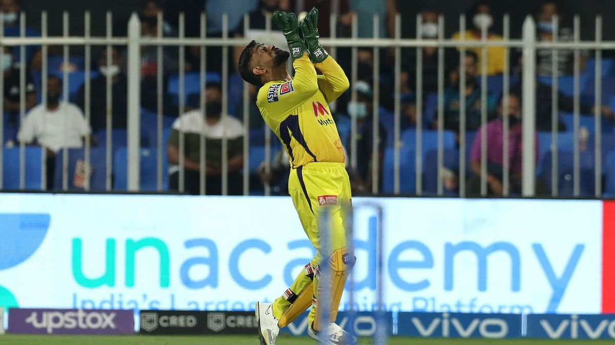 """<div class=""""paragraphs""""><p>MS Dhoni completed yet another milestone.</p></div>"""