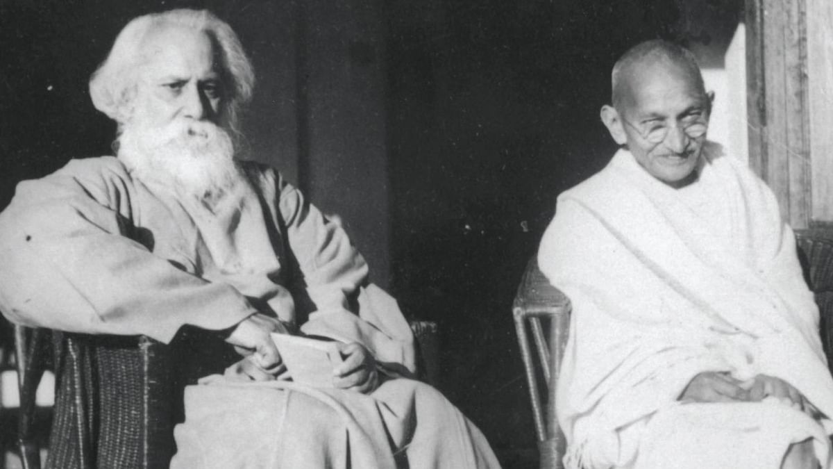How Gandhi Couldn't Separate Caste From Scavenging Even At Santiniketan