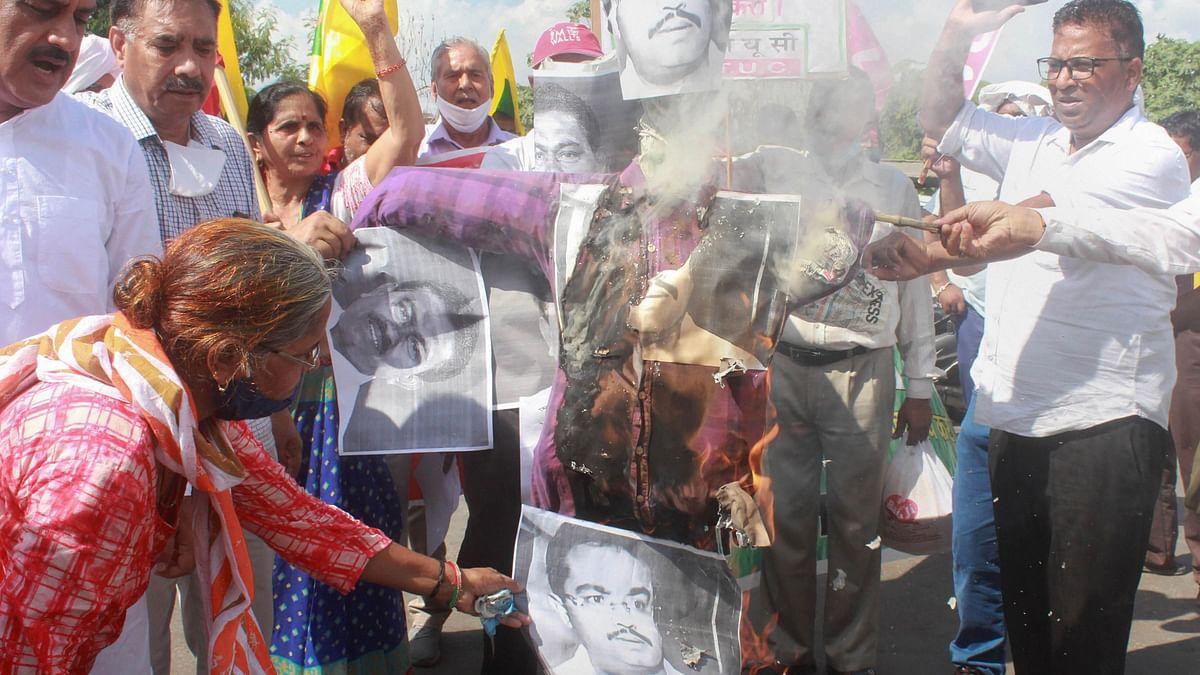 Lakhimpur FIR: Murder, Rioting Case Against BJP Minister's Son Ashish Misra