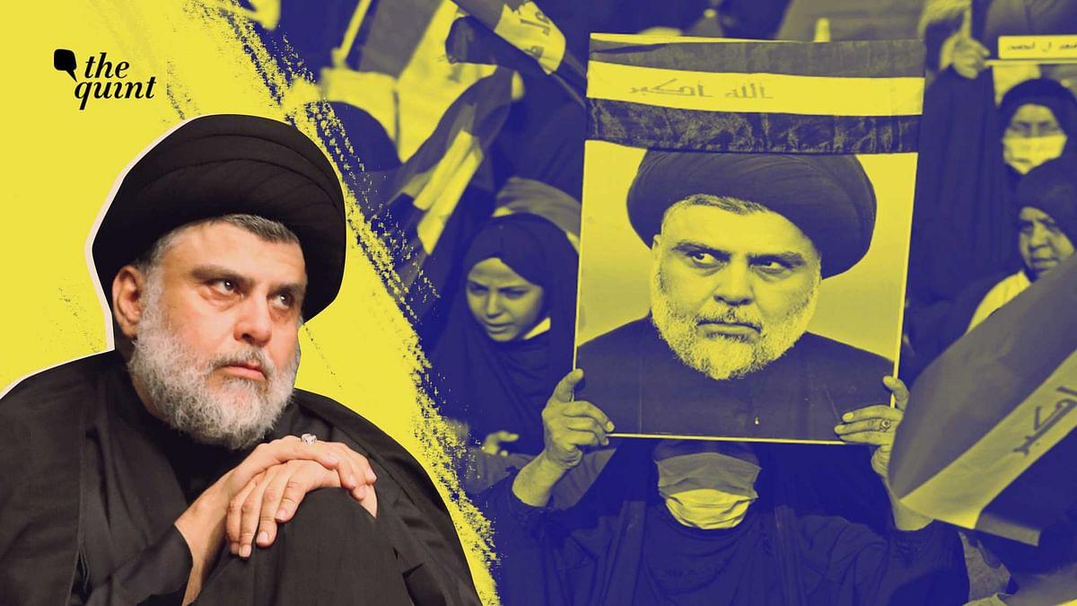"<div class=""paragraphs""><p>The initial results of Iraq's parliamentary elections revealed&nbsp;Muqtada al-Sadr as the winner.&nbsp;</p></div>"
