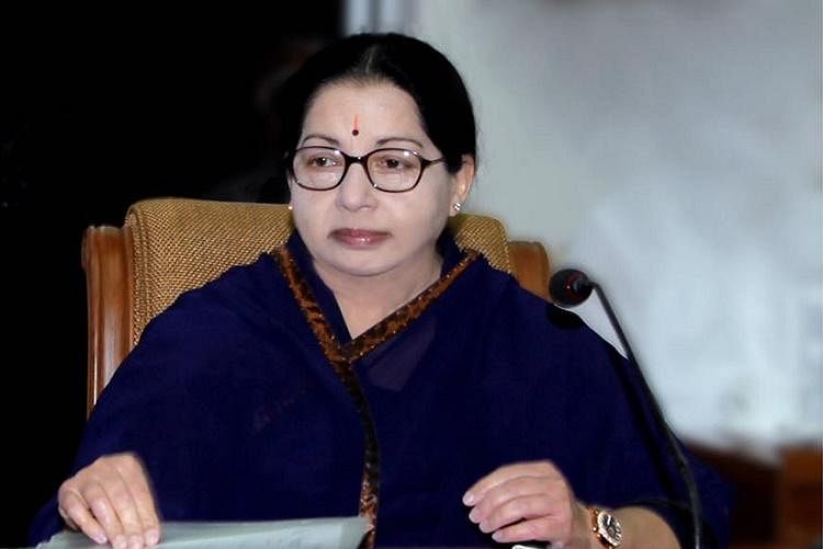 """<div class=""""paragraphs""""><p>The films on Jayalalithaa don't speak about&nbsp;her one-time foray into Bollywood.</p></div>"""