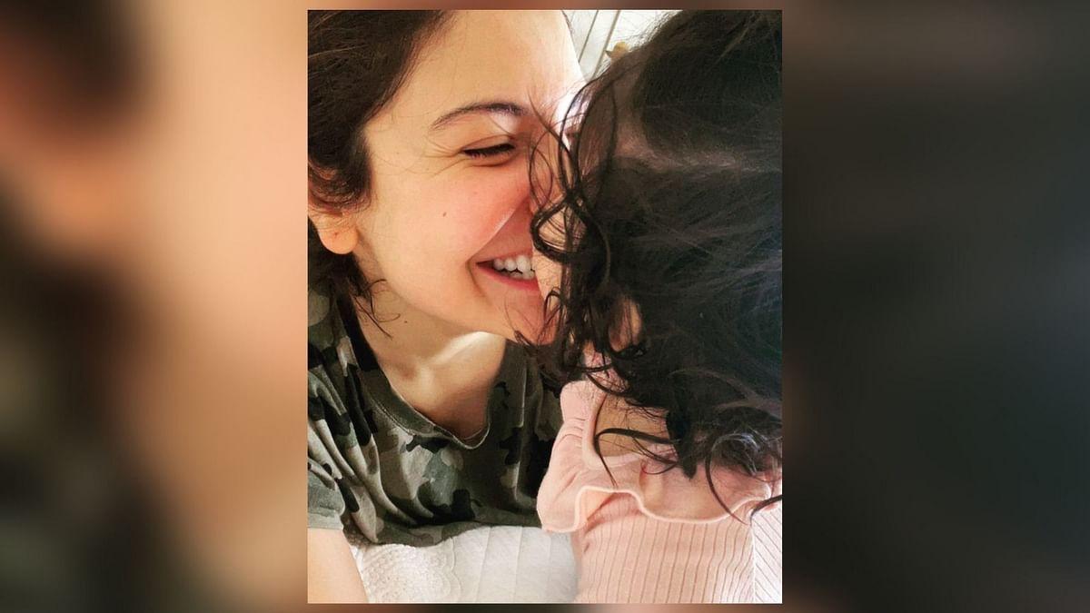 Making Me Braver Everyday: Anushka Sharma Pens Note For Vamika