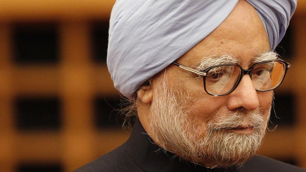 Manmohan Singh's Family Slams Mandaviya For Visiting Ex-PM With Photographer