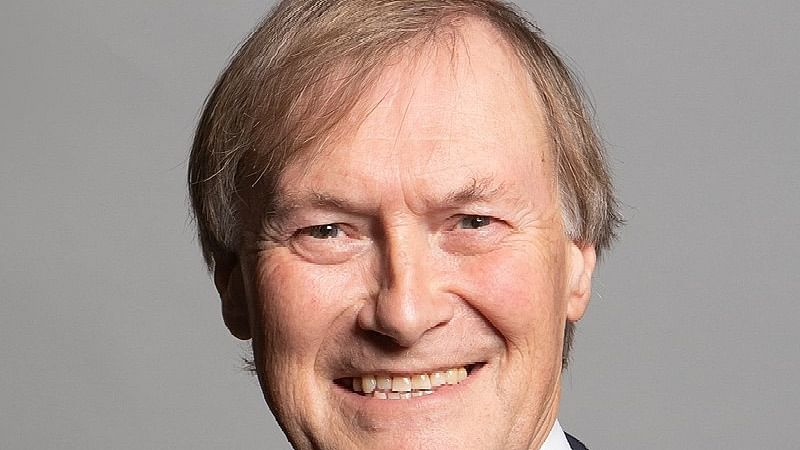 UK MP David Amess's Death by Stabbing Declared a 'Terrorist Incident'