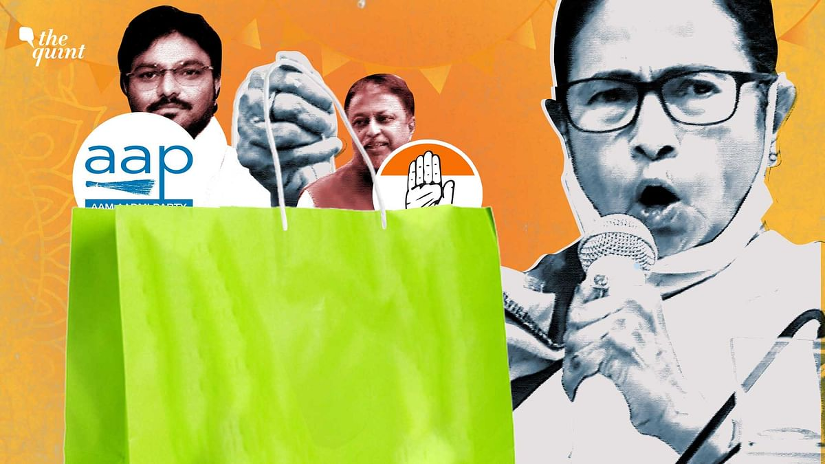 In TMC's Festival Shopping List, 'Big' BJP Leaders, 'Caste-Aways' & Classic Cong