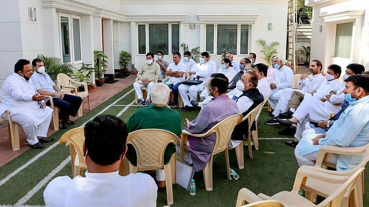 Hardik Patel, Jignesh Mevani Meet Rahul Gandhi Over Gujarat Unit Chief Selection