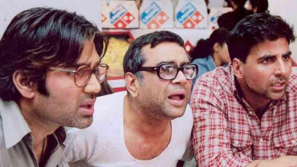 I Would Like to Get Rid of the Baburao Apte Image: Paresh Rawal