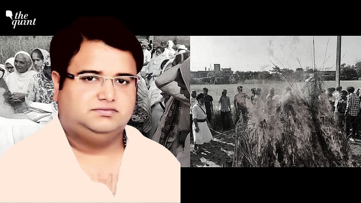 """<div class=""""paragraphs""""><p>Ankit Das, who is believed to be a friend of Ashish Misra, an accused in the Lakhimpur Kheri case, was on Wednesday, 13 October, arrested by the monitoring committee probing the case.</p></div>"""