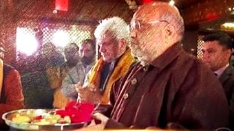 What Amit Shah's Recent Kashmir Visit Means for Pak-Sponsored Terrorism