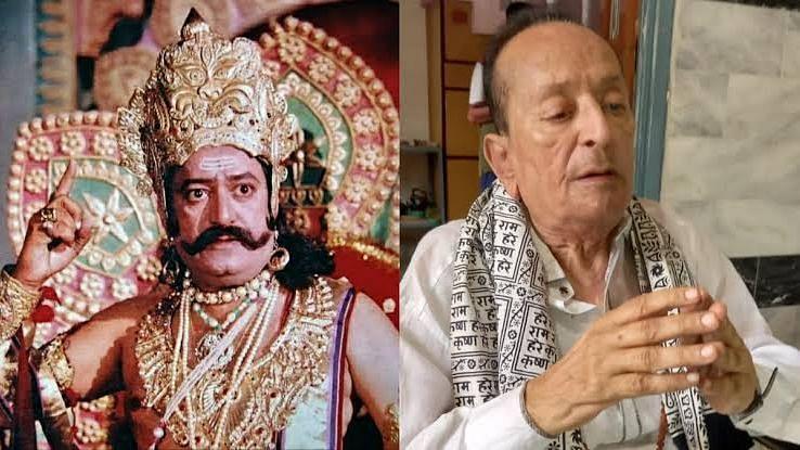 "<div class=""paragraphs""><p>Late Arvind Trivedi played Ravana in Ramanand Sagar's&nbsp;<em>Ramayan.</em></p></div>"