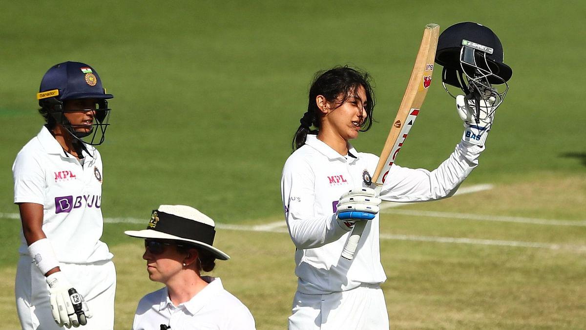 Smriti Mandhana's Record Breaking Century Against Australia Leaves Fans Elated