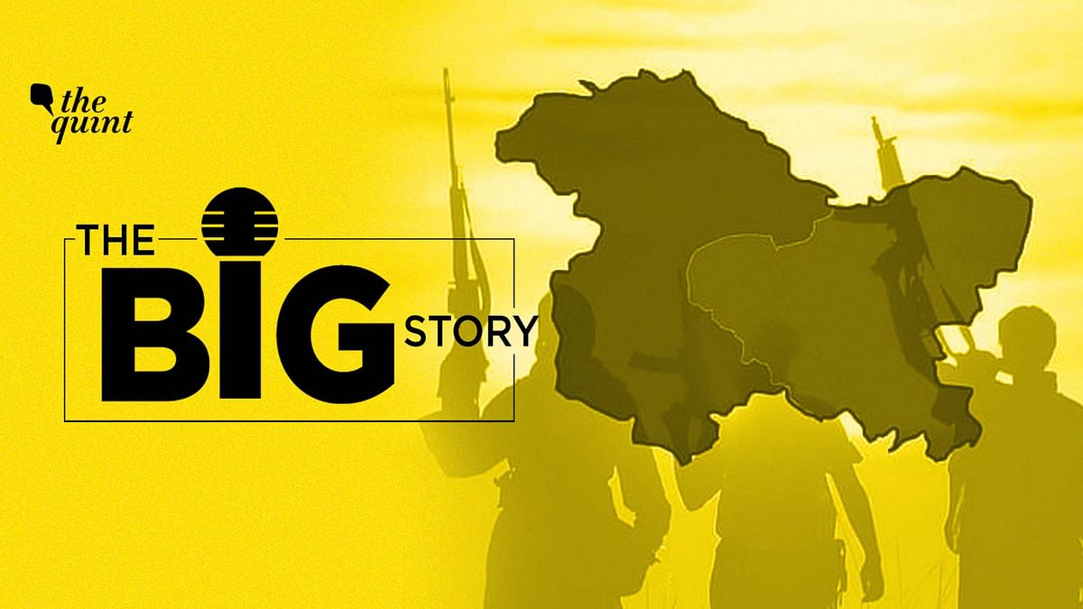 """<div class=""""paragraphs""""><p>The Big Story Podcast on Kashmir Civilian Killings and Rise in Militancy. Image used for representation only.</p></div>"""
