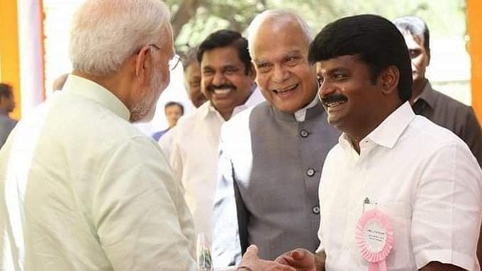 'Vendetta:' AIADMK Slams DMK Over Case on Former Health Min Vijayabaskar