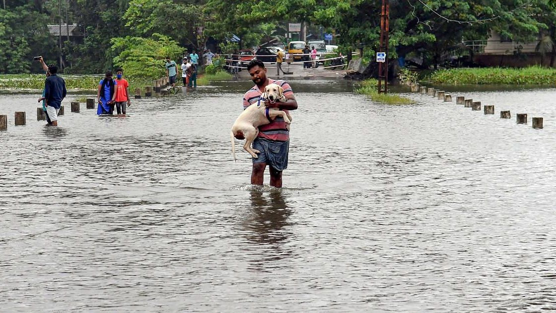 """<div class=""""paragraphs""""><p>At least 24 people have lost their lives in the flash floods and landslides in Kerala until now. Image used for representation.</p></div>"""