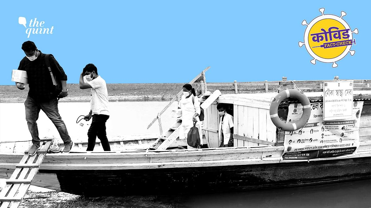 How Boat Clinics Helped in Vaccinating People on River Islands in Assam