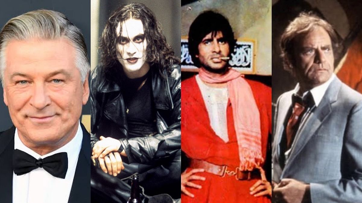 """<div class=""""paragraphs""""><p>Alec Baldwin, Brandon Lee, Amitabh Bachchan and several other actors have been involved in tragic accidents on sets.</p></div>"""