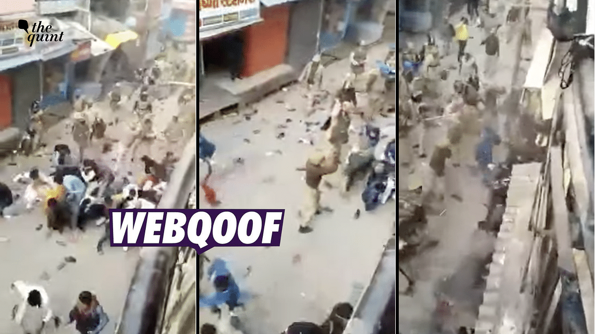 2019 Clip From UP's Gorakhpur Shared as 'Indian Army Attacking Kashmiris'