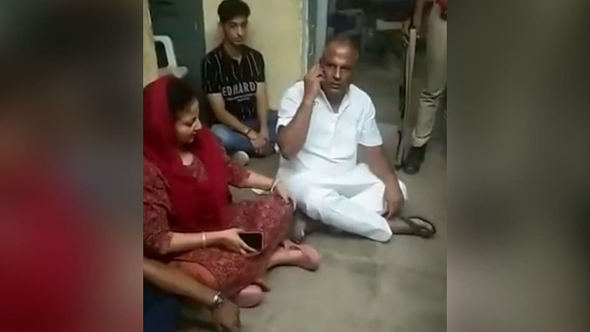 Rajasthan Congress MLA Protests & Demands Release of Kin Caught Drunk Driving