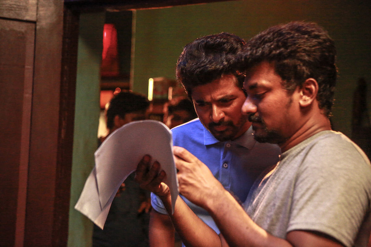 """<div class=""""paragraphs""""><p>Sivakarthikeyan and Nelson have been friends for 14 years.</p></div>"""