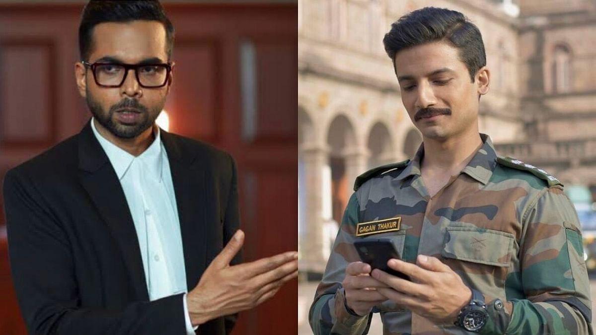 Abhishek Banerjee and Priyanshu Painyuli on Their Characters in 'Rashmi Rocket'