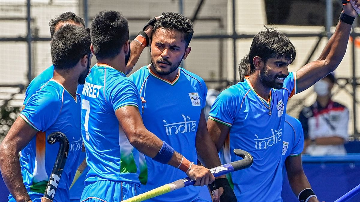 """<div class=""""paragraphs""""><p>India will not be fielding hockey teams at the 2022 Commonwealth Games in Birmingham.</p></div>"""