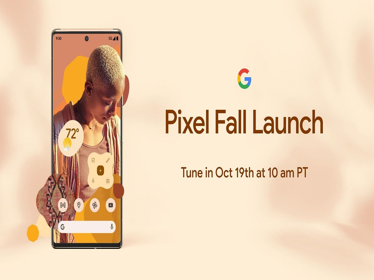 """<div class=""""paragraphs""""><p>Google Pixel 6 and Pixel 6 Pro will&nbsp; Launch on 19 October 2021</p></div>"""