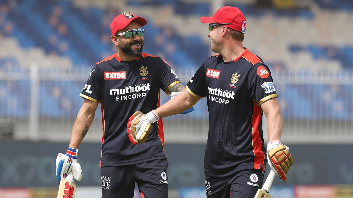 IPL 2021: Virat Kohli Wins Toss, RCB Bat First Against Punjab Kings in Sharjah