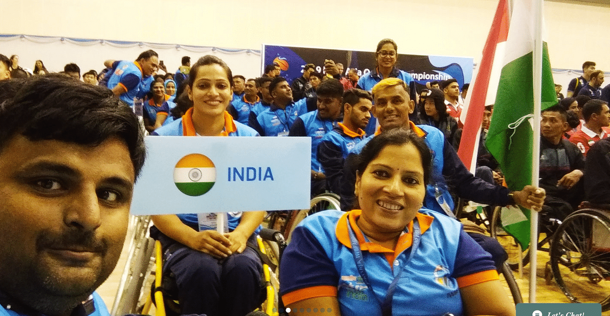 """<div class=""""paragraphs""""><p>Over the past five years, WBFI, of which Latha is currently the president, has organised six national championships and sent Indian wheelchair basketball teams to four international events. </p></div>"""