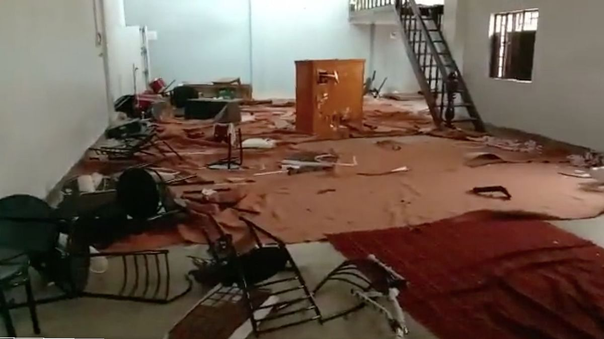 Uttarakhand: Local Right Wing Groups Attack Church in Roorkee, Several Hurt
