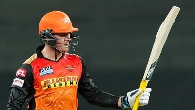 """<div class=""""paragraphs""""><p>Jason Roy played for SRH in IPL 2021</p></div>"""